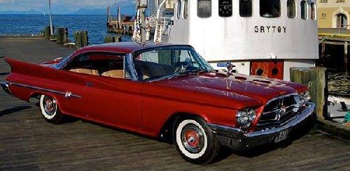 1960 Chrysler C300